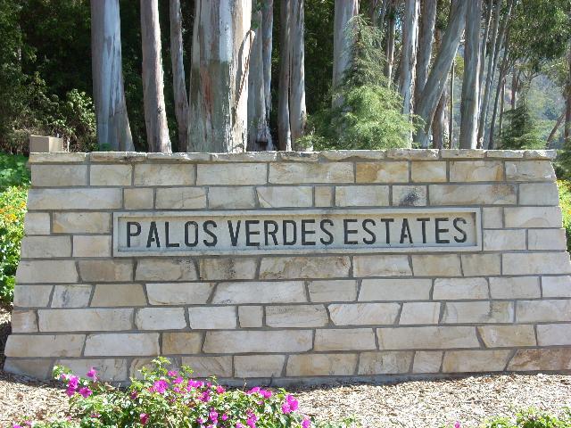 Palos Verdes Estates sign (3)