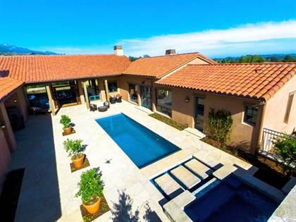 1038 Cieneguitas Road - pool courtyard