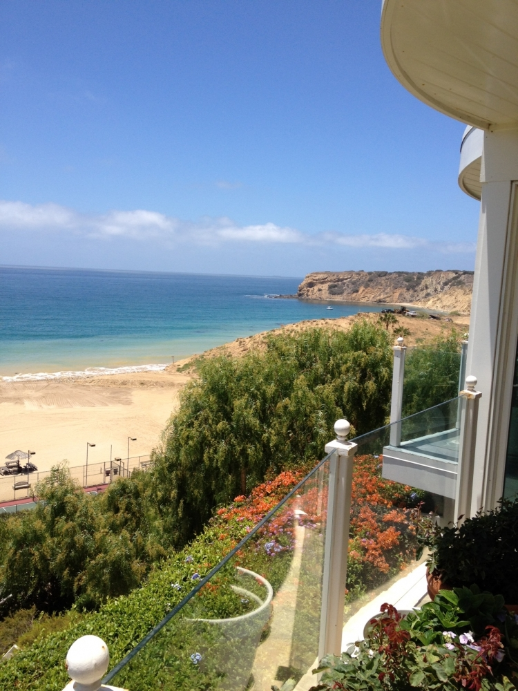 Beach View at the PBC homes in RPV