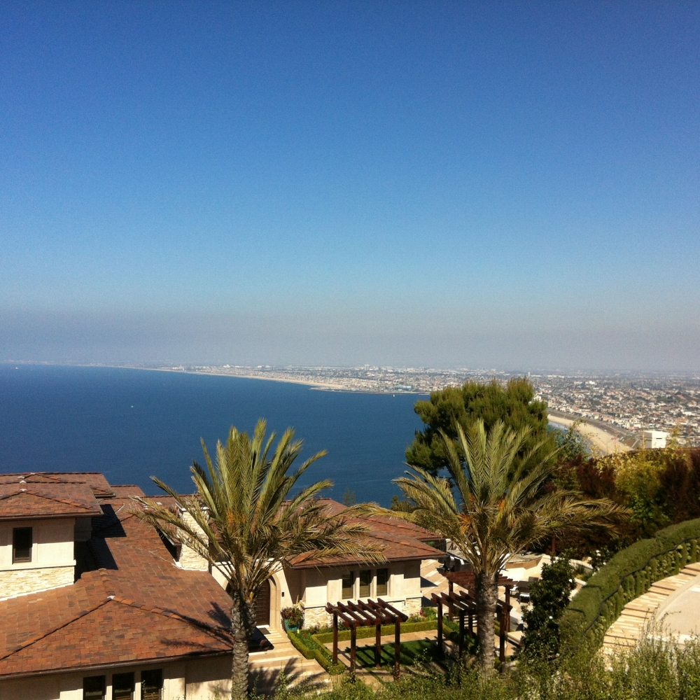 Monte Malaga homes in Palos Verdes Estates