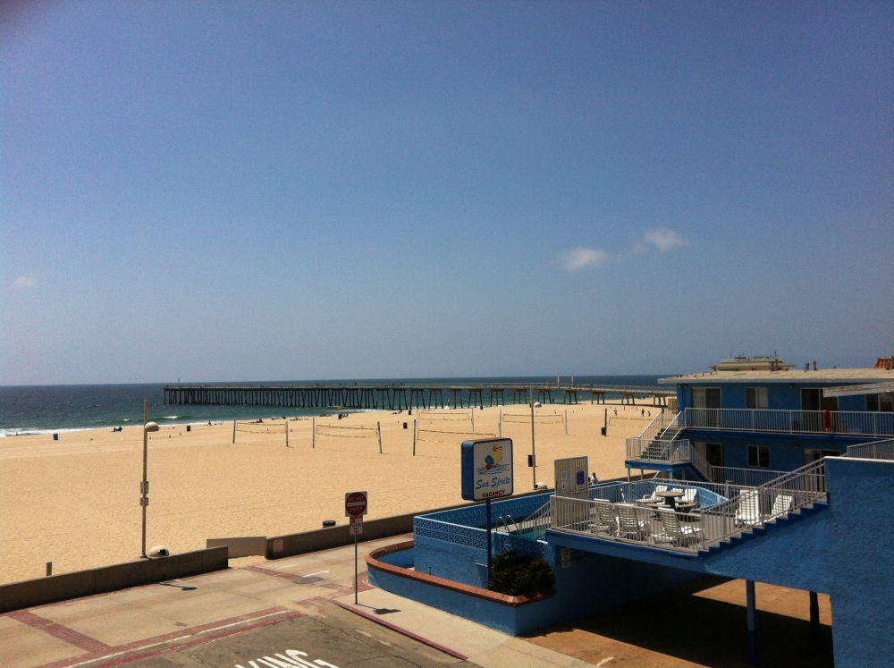 Hermosa Beach and Pier