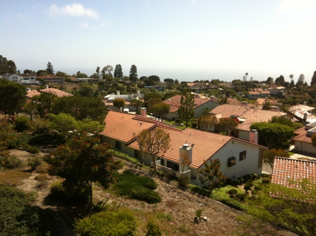 Townhomes in the Oceancrest area of Palos Verdes