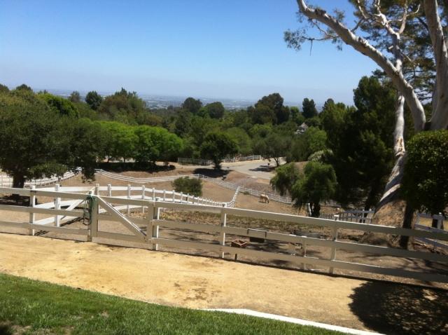 Rolling Hills in Palos Verdes