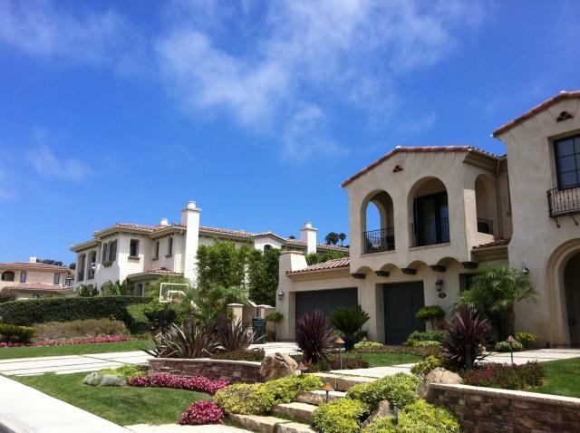Luxury homes in Palos Verdes - Oceanfront Estates