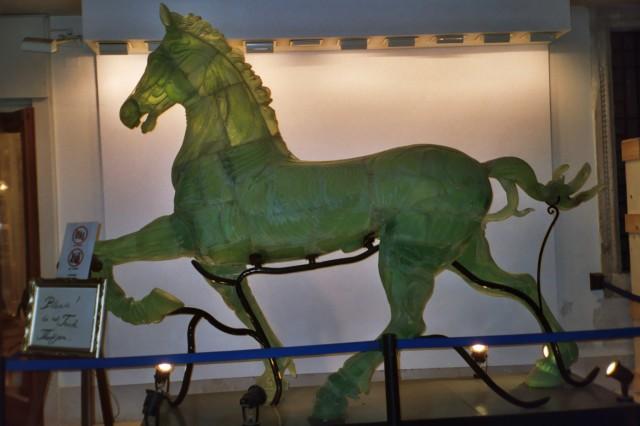 Italy Glass horse Venice