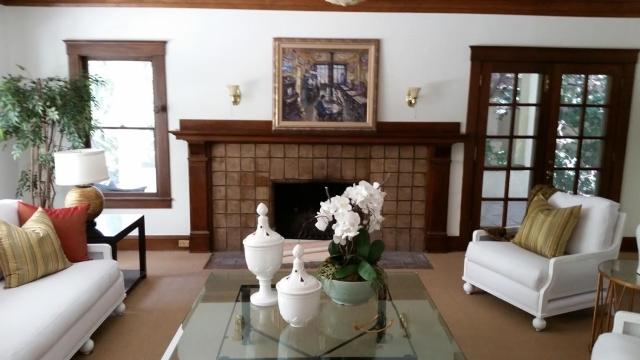 875 S Madison Ave, Pasadena CA Living Room