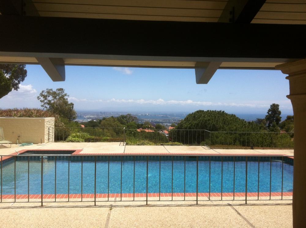 Pool in Palos Verdes
