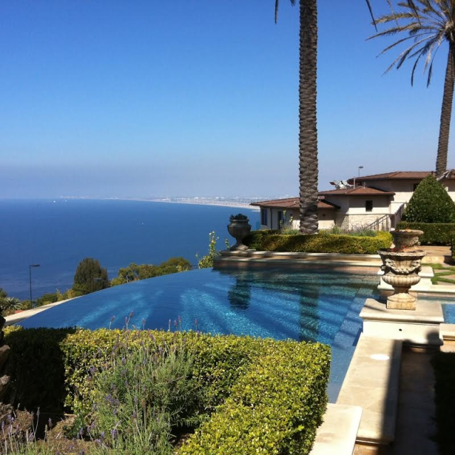 PV luxury pool with view