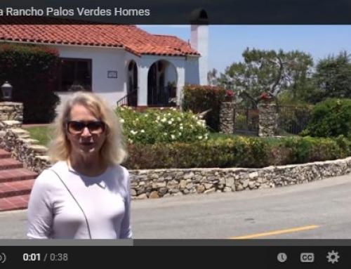 Luxury Home on La Canada in Rancho Palos Verdes–Video