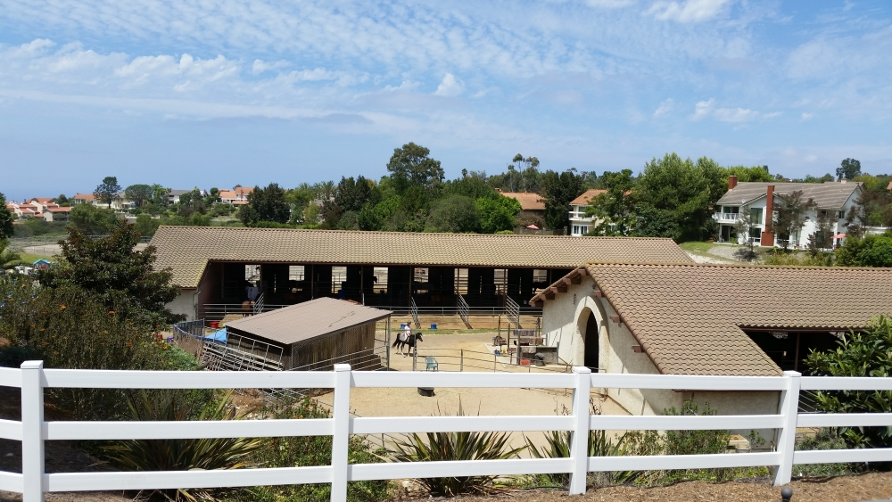 Stables at The Ranch in Palos Verdes