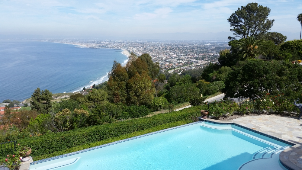 Monte Malaga Palos Verdes - Great view from this luxury estate