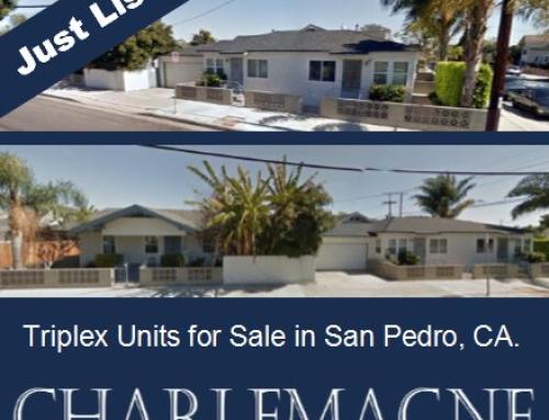 1128 S Mesa St., San Pedro, CA Triplex For Sale