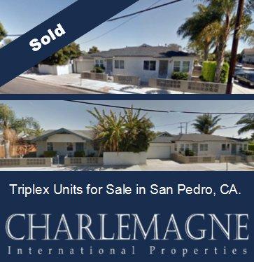Triplex Sold