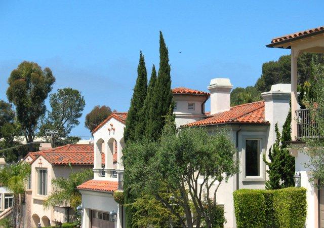 Homes in Rancho Palos Verdes, California