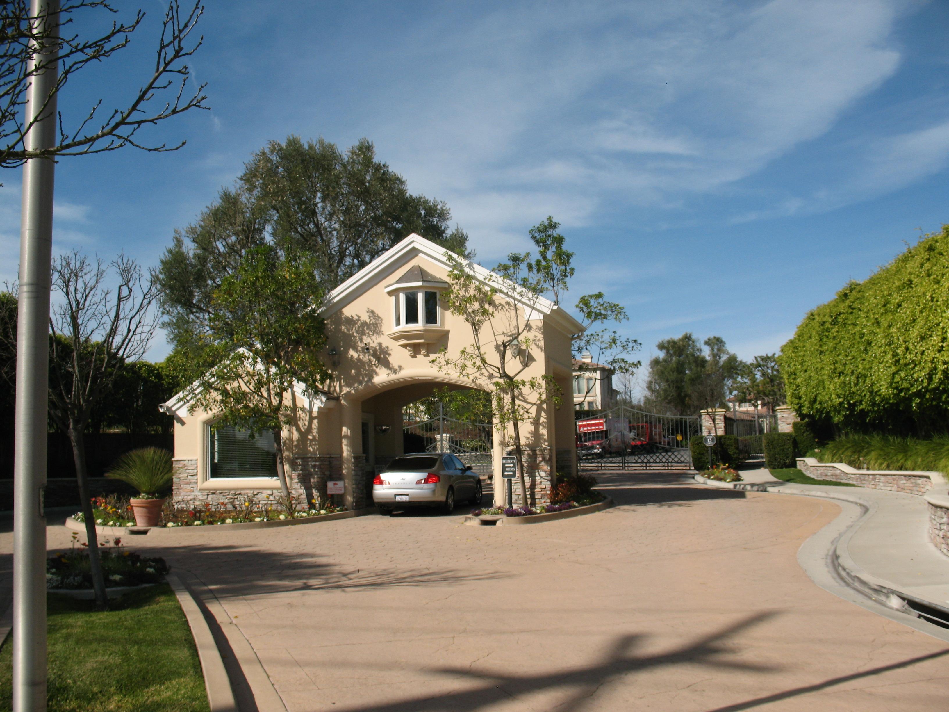 Vantage Point - Gated neighborhood in Palos Verdes